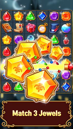Jewels Mystery: Match 3 Puzzle 1.3.8 screenshots 1