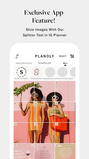 PLANOLY: Schedule Posts for Instagram & Pinterest  Screenshots 8