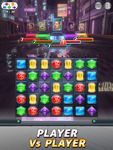 Puzzle Heist: Epic Action RPG 1.2.7 screenshots 15