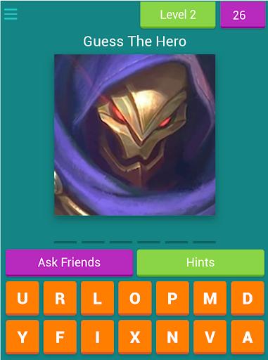 Guess The Mobi Legend Hero 8.4.1z Screenshots 11