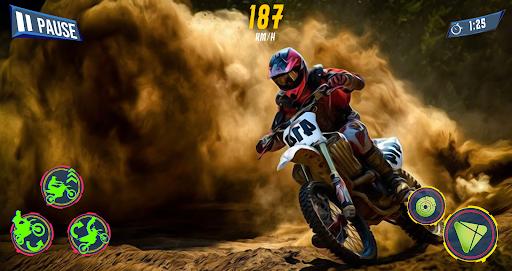 Moto Dirt Bike Stunt Games: Dirt Bike Stunt Racing  screenshots 6
