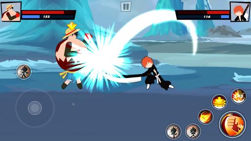 Super Stick Fight All-Star Hero: Chaos War Battle modavailable screenshots 7