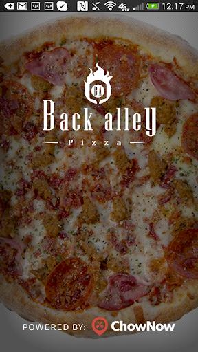 Back Alley Pizza  Screenshots 1