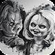 Tiffany v.s Chucky Wallpapers Art para PC Windows