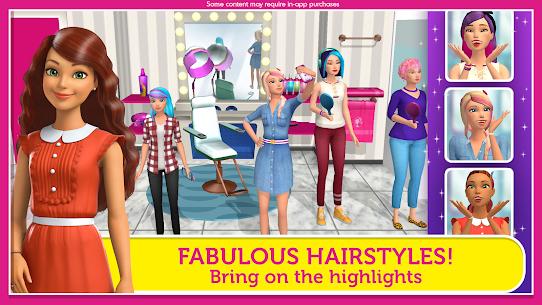 Barbie HayallerEvi Macerası Oyna Full Apk İndir 4