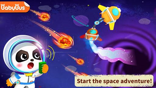 Little Panda's Space Adventure android2mod screenshots 1