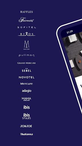 Accor All - Hotel booking  screenshots 1