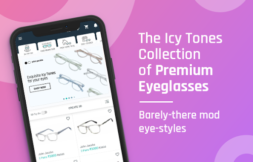 Lenskart: Eyeglasses, Sunglasses, Contact Lens App 3.0.7 screenshots 3