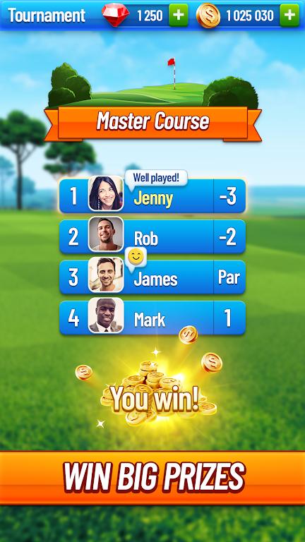 Golf Strike poster 9