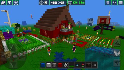 Multicraft: Block Craft Mini World 3D 2.15.1 screenshots 10