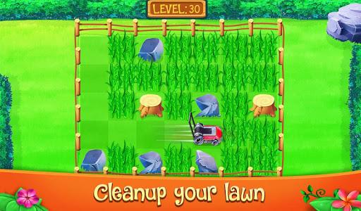 Code Triche Décoration de jardin et jeu de nettoyage (Astuce) APK MOD screenshots 4