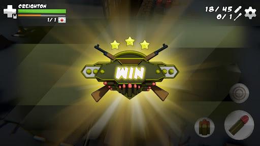 Mini Soldiers: Battle royale 3D 1.2.123 screenshots 8