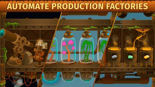 Deep Town: Mining Factory MOD APK (Unlimited Money) 5