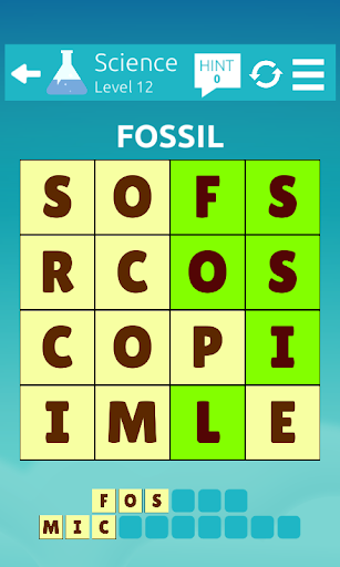 Word Swipe - Connect the Scrambled Mystery Words modavailable screenshots 8