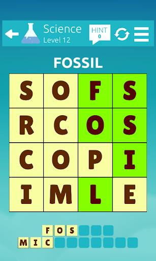 Word Swipe - Connect the Scrambled Mystery Words  screenshots 8