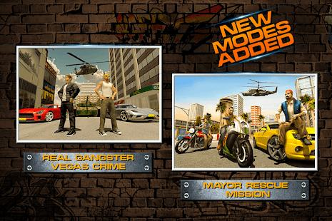 Real Gangster Vegas Crime Game 2.0 screenshots 1