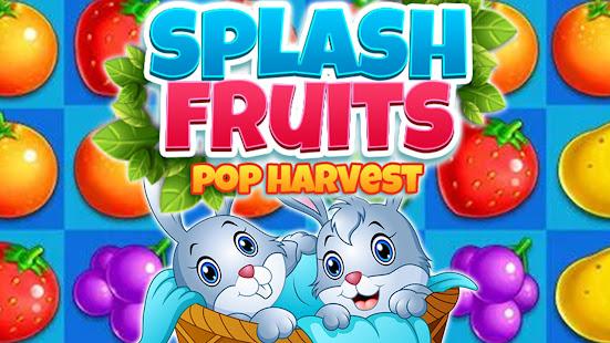 fruit crush match 3 hack