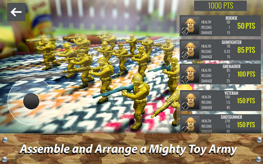 🔫 Toy Commander: Army Men Battles 1.27 screenshots 3