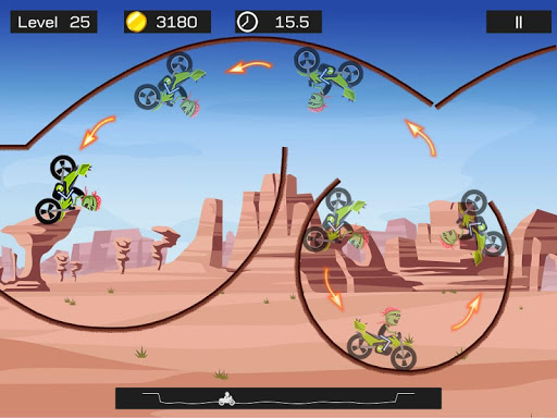 Top Bike - best physics bike stunt racing game filehippodl screenshot 8
