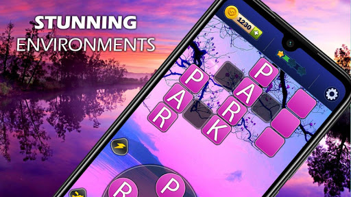 Wordscapes: free Word collect words with friends! apktram screenshots 5