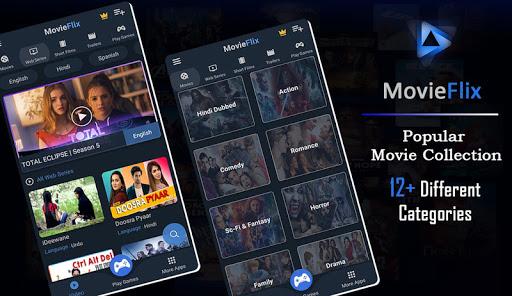 MovieFlix - Free Online Movies & Web Series in HD  screenshots 3