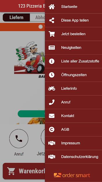 123 Pizzeria Babenhausen screenshot 2
