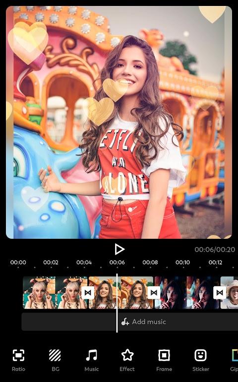 Video Maker & Photo Slideshow, Music - FotoPlay poster 8