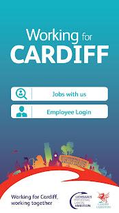 Cardiffで働く