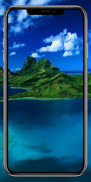 Landscape Wallpapers HD - Nature Wallpaper 4K screenshot 4