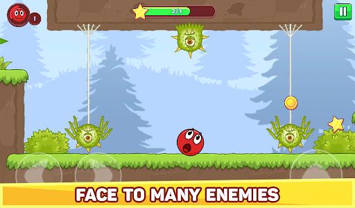 Bounce Ball 5 - Jump Ball Hero Adventure 3.9 Screenshots 18