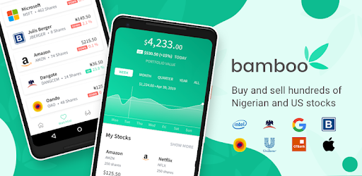 Bamboo: Invest. Trade. Earn. - Apps on Google Play
