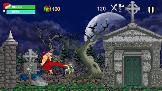 Santa Zombie Fighter Hack & Cheats Online 2