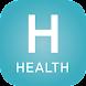 ヒュービディック体温計アプリ,ヒュービディック・ヘルス,H-HEALTH,Hubdic