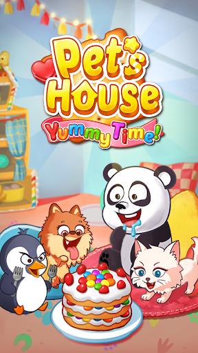 Pet's House - Yummy Time!  screenshots 14