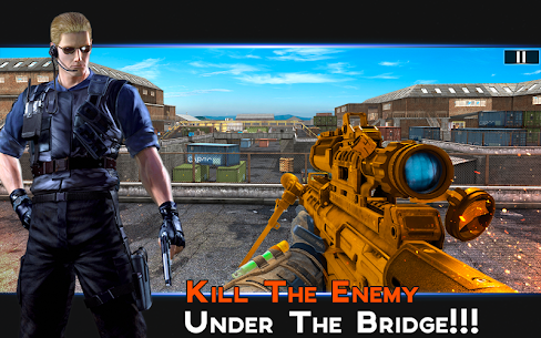 Police Counter Terrorist Strike Battlegrounds Hack for Android and iOS 5