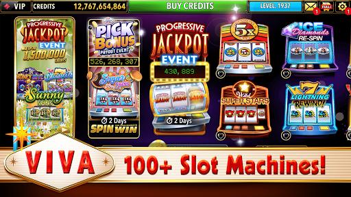 Viva Slots Vegasu2122 Free Slot Jackpot Casino Games apkslow screenshots 18
