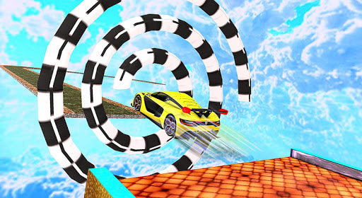 City GT Racing Car Stunts 3D Free - Top Car Racing 1.0 screenshots 1