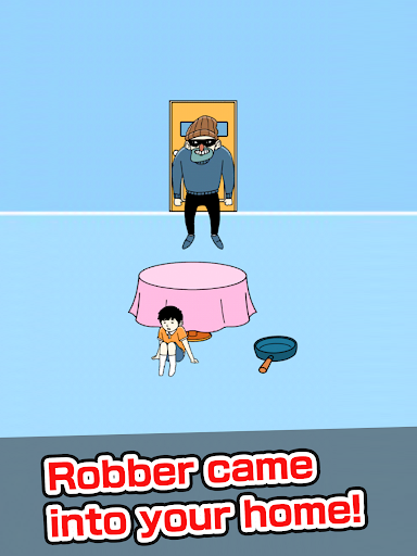 Beat the Robber -escape game- 2.6 screenshots 6