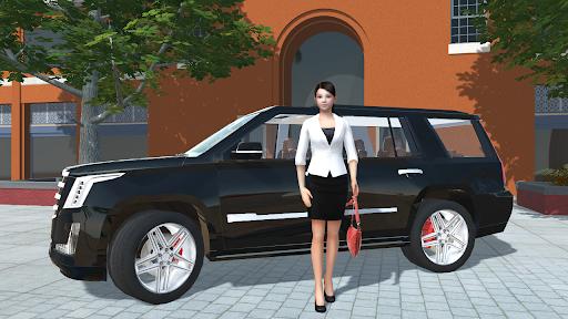 Car Simulator Escalade Driving 1.2 screenshots 7