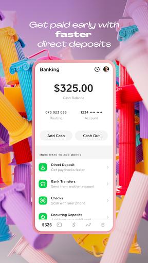 Cash App apktram screenshots 3