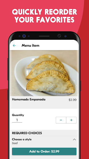 Seamless: Restaurant Takeout & Food Delivery App 7.131 screenshots 6