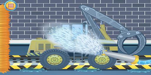 Construction Vehicles & Trucks - Games for Kids  Screenshots 6
