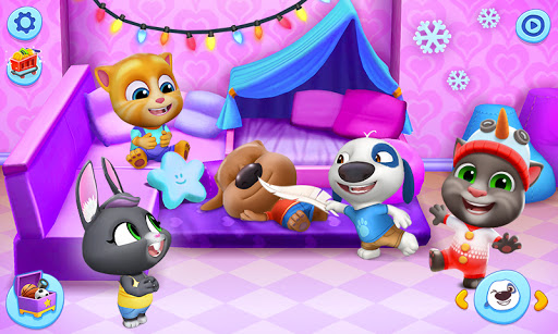 My Talking Tom Friends 1.5.1.4 screenshots 4