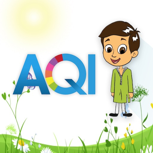 AQI (Air Quality Index) icon