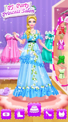 ud83dudc84ud83dudc67PJ Party - Princess Salon 2.8.5036 screenshots 5