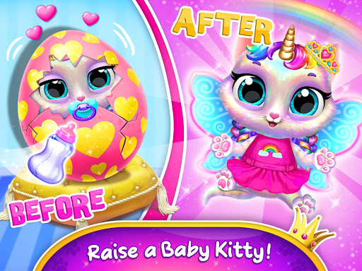 Twinkle - Unicorn Cat Princess 4.0.30010 screenshots 15