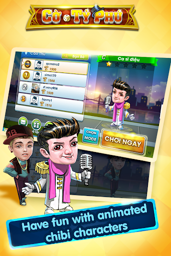 Cu1edd Tu1ef7 Phu00fa - Co Ty Phu ZingPlay - Board Game 3.4.6 Screenshots 16