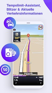 Sygic LKW GPS Navigation & Karten Screenshot