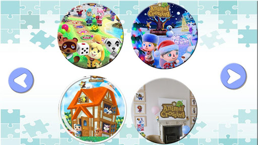 Jigsaw Puzzle Animal Crossing 4.0 screenshots 3