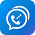 Free phone calls, free texting SMS on free number